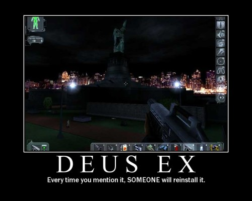 Deus Ex: The Fall Announced, Bringing Classic Franchise to iOS Devices!