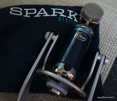 Blue Microphone's Spark Digital Review - Brings Clarity to Audio Recording