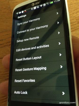 Logitech Harmony Smart Remote Universal Remote System