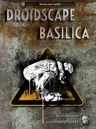 Droidscape Basilica
