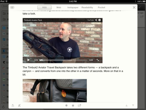 Mr Reader Helps Ease Google Reader Withdrawal