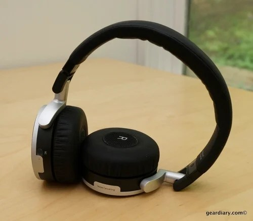 Gear Diary AKG K495 NC Noise Cancelling Headphones 54 001