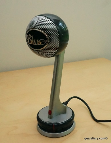 Gear Diary Blue Microphones Nessie USB Microphone 04