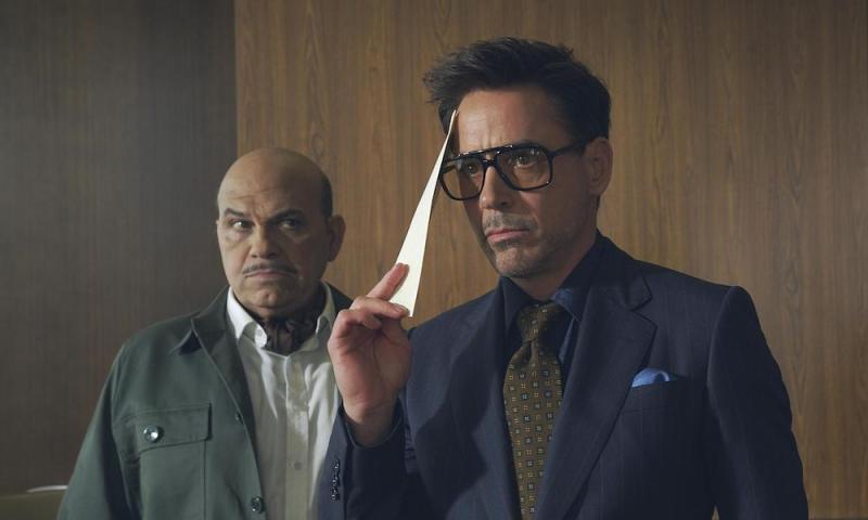 HTC Robert Downey Jr