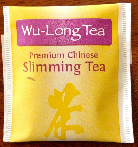 Wu-Long Slimming Tea Pouch