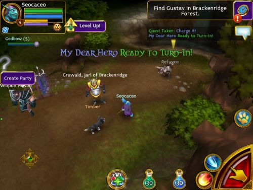 Arcane Legends 2