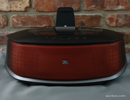 Gear Diary JBL OnBeat Rumble 16