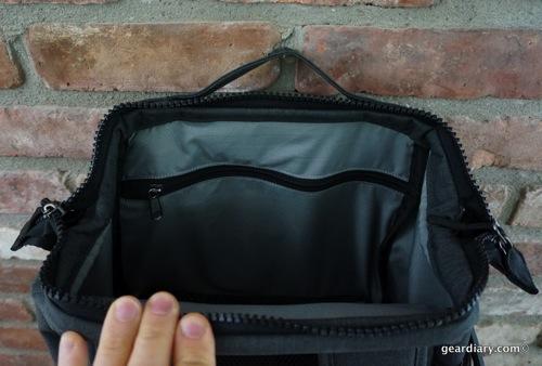 Gear Diary Reflexion DSLR + iPad Backpack 33 002
