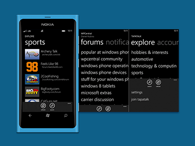 Tapatalk Coming to Windows Phone