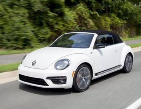 2014 VW Beetle Convertible