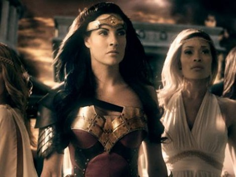 Wonder Woman Short Film