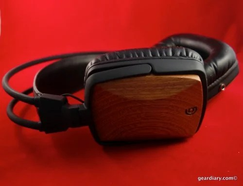 Gear Diary Griffin Woodtones 20