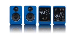 Gear Diary Kanto YU2 Powered Desktop Speakers Review   How a Set of Wired Speakers Rock My World! photo