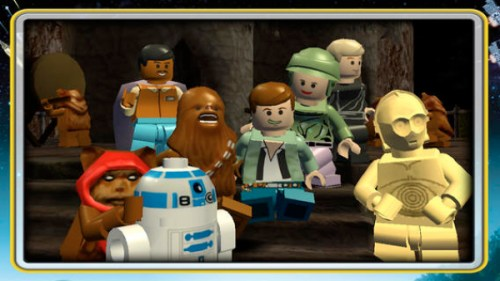 Lego Star Wars iOS