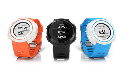 Magellan Echo Smartwatch Expanded at CES 2014