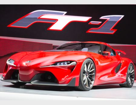 Images courtesy Toyota