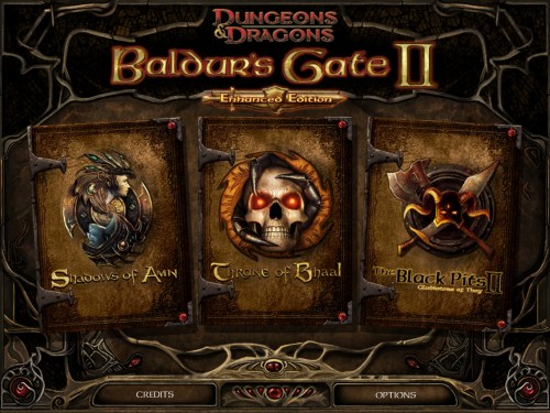 Baldur's Gate II Enhanced Edition for iPad