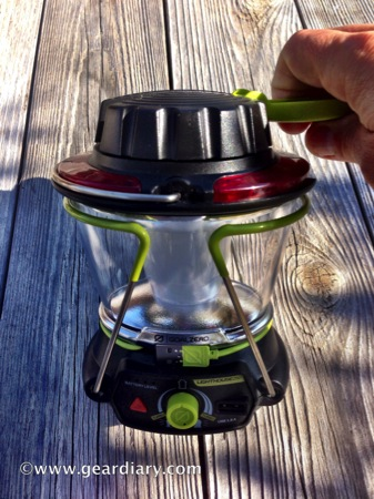 Lighthouse 250 Lantern Review