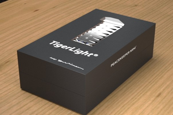 Peacemaker Mini Packaging Prototype