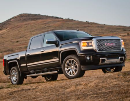 2014 GMC Sierra Denali 1500/Images courtesy GMC