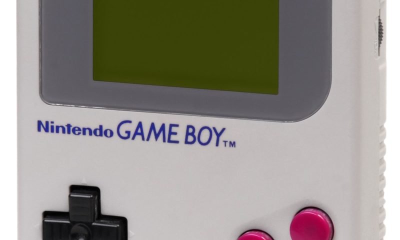 Happy 25th Birthday Nintendo Gameboy