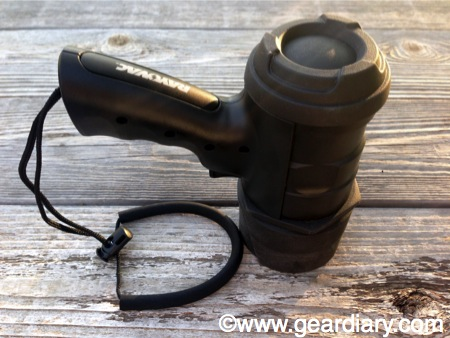 Rayovac Virtually Indestructible LED Spotlight Review