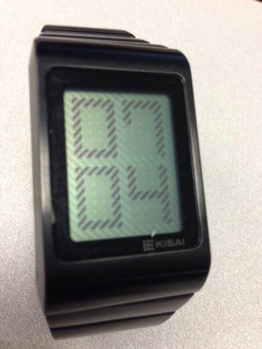 TokyoFlash Kisai Optical Illusion - a Watch with a Secret