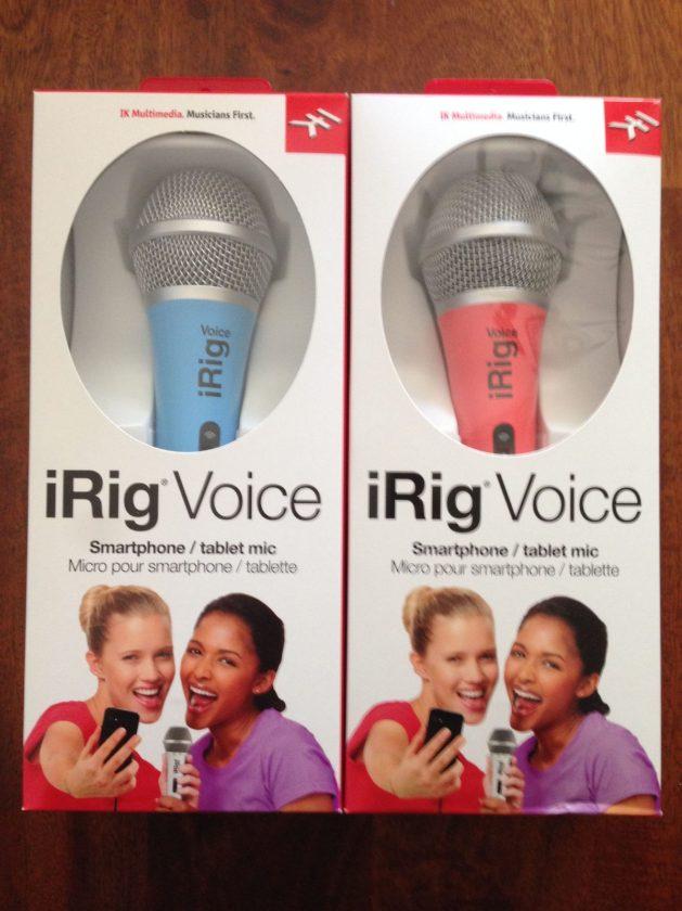 iRig Voice1