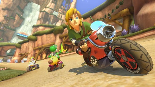 MarioDLCPackLink-Zelda