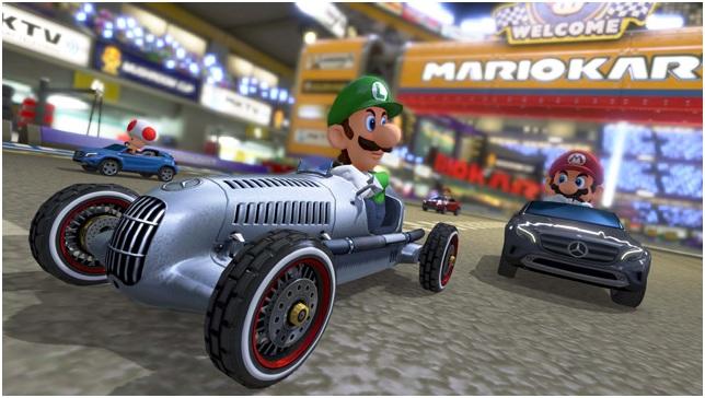 MarioKart8MercedesBenzKarts