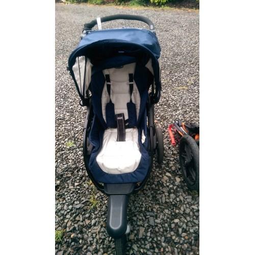 Medium Crop Of Chicco Activ3 Jogging Stroller
