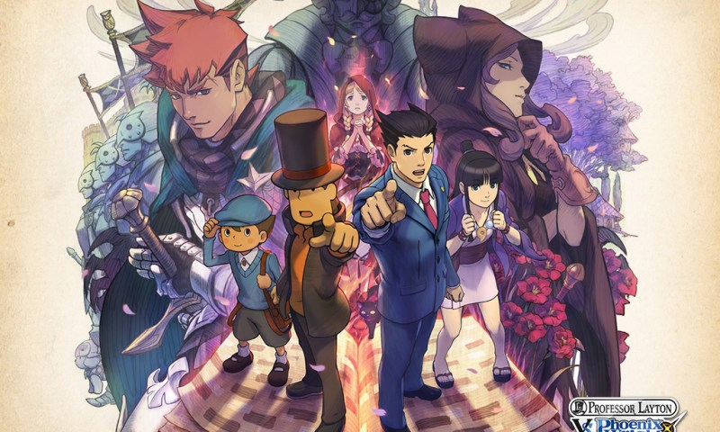 ProfessorLaytonPhoenixWright3DS