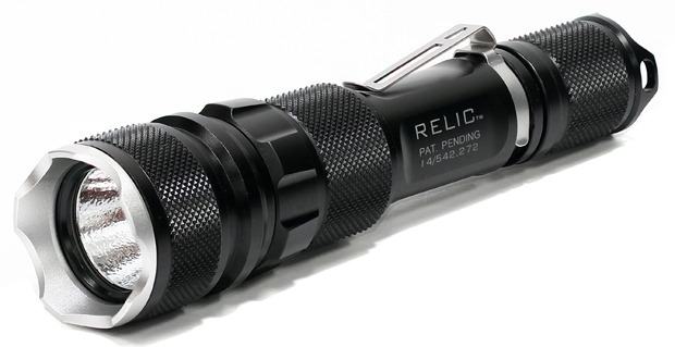 RELIC XR Cover