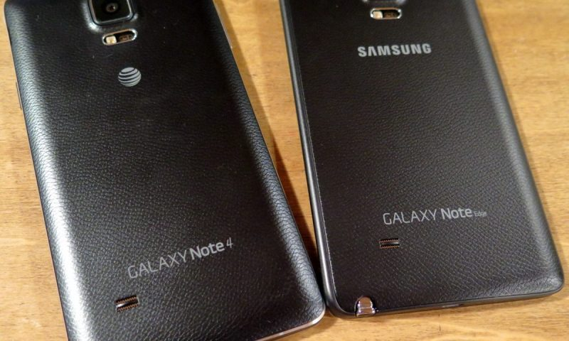 Samsung Galaxy Note 4 or Note Edge Which Would You Rather?-028