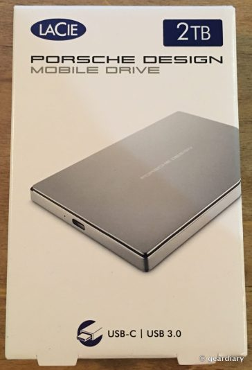 lacie porsche design usb c mobile drive ready for your. Black Bedroom Furniture Sets. Home Design Ideas