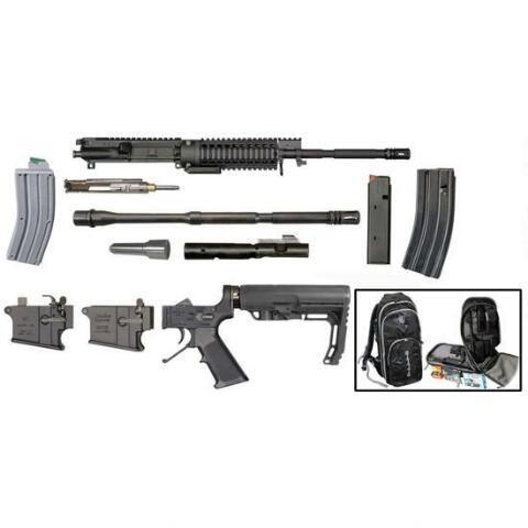 Lone Star Pawn Windham Weaponry Multi-Cal Rifle System Bug Out Bag