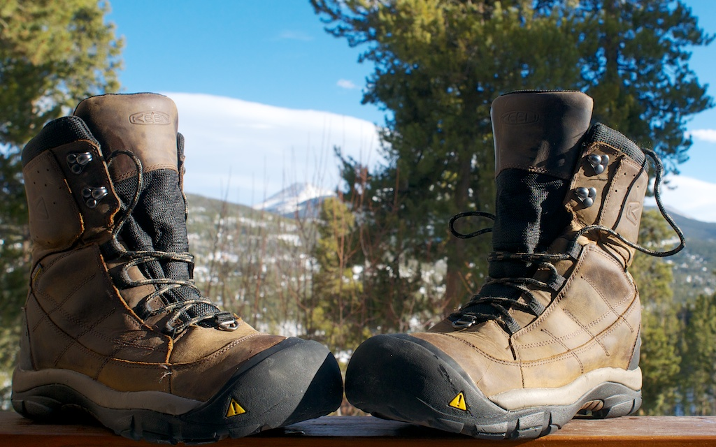 Three Feet Deep Winter Boot Test In Colorado Blizzard