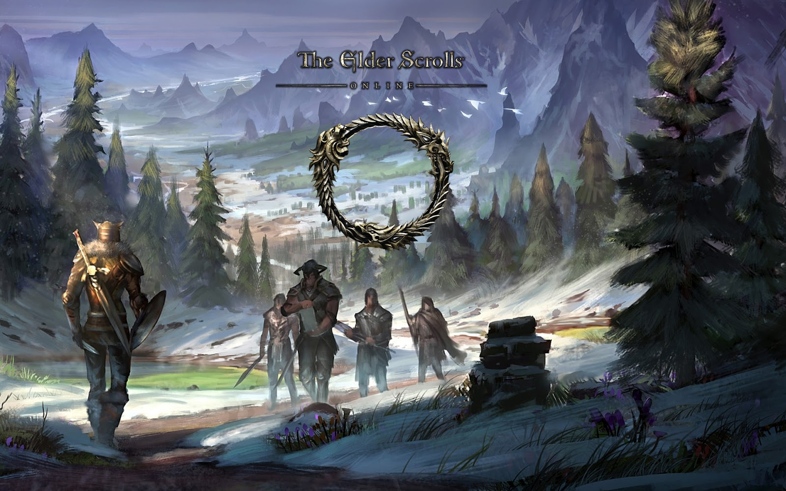 The Elder Scrolls Online Elder Scrolls Online Sets Server Launch Times