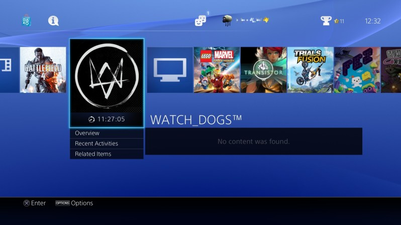 Watch Dogs  Pre Load Not Available Xbox One