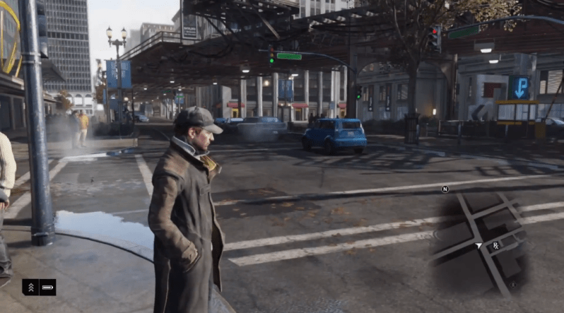 Watch_Dogs gameplay