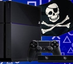 ps4 piracy