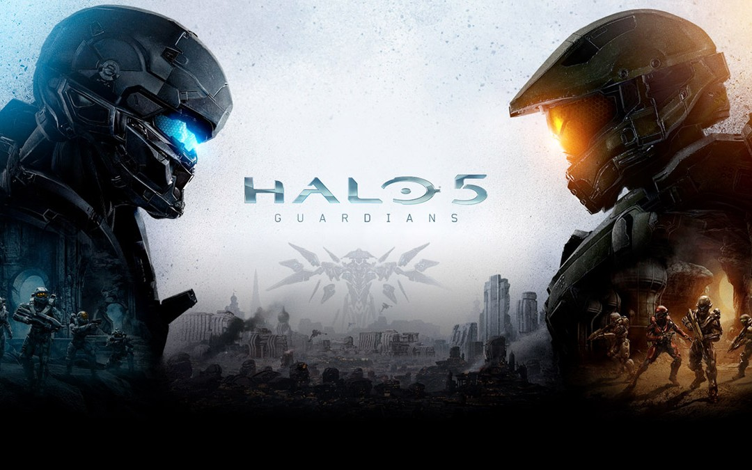Iphone 5 Minecraft Wallpaper Halo 5 Guardians Preorder Now Includes Halo Spartan Assault