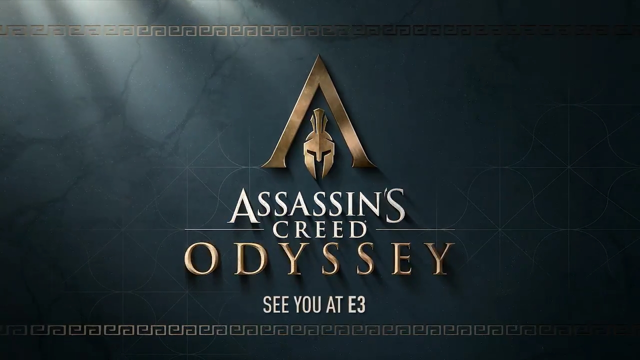 Assassins Creed Wallpaper Hd 1080p Assassin S Creed Odyssey Revealed By Ubisoft Trailer To