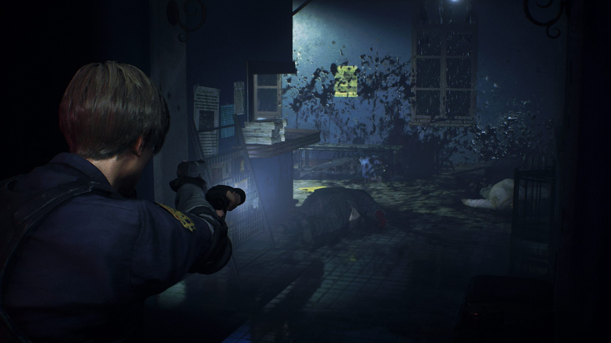 The Cars 2 Wallpaper Resident Evil 2 Remake Official 4k Screenshots Give A New