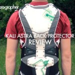 Review: Kali Astra Back Protector