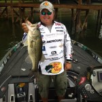 Catching Bass with James Watson