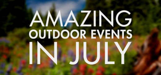 outdoor events in july