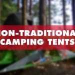5 Non-Traditional Tents You'll Want To Bring Camping