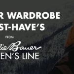 Winter Wardrobe Must-Haves from Eddie Bauer's Women's Line
