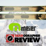 "Review: Meier ""The Doc"" All Mountain Downhill Skis"